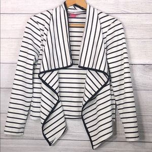 Sunny Leigh - Small - Stripped Cardigan